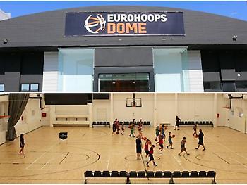 Οι Εταιρείες παίζουν μπάσκετ στο Eurohoops Dome!