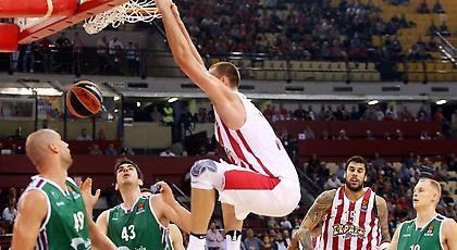 Ο στόχος του Ολυμπιακού για την θέση του ψηλού
