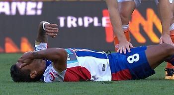 Σοβαρότατος τραυματισμός για τον Βάργκας! (video)