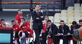 Σφαιρόπουλος: «Στο δεύτερο μέρος παίξαμε το μπάσκετ που πρέπει»