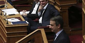 Αντιπαράθεση ΣΥΡΙΖΑ – Μητσοτάκη για τα αναδρομικά των πρώην βουλευτών