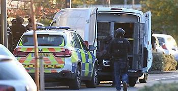 Bρετανία: Αίσιο τέλος στο περιστατικό ομηρείας στο Nανίτον