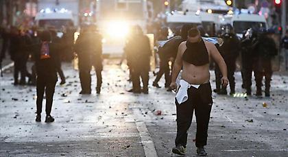 Επεισόδια ανάμεσα σε οπαδούς της Μαρσέιγ και την αστυνομία πριν το ντέρμπι με την Παρί (pics)