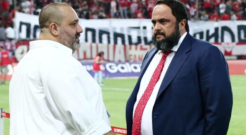 Καραπαπάς: «Δεν θέλουμε υβριστικά πανό, αλλά δεν είδα ίδια ευαισθησία με τον κ. Μαρινάκη»