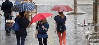 Αλλάζει το σκηνικό του καιρού: Βροχές και καταιγίδες τη Δευτέρα