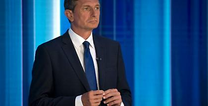 Σλοβενία: Ο πρόεδρος Παχόρ εξασφαλίζει το 47,3% των ψήφων