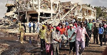 Σομαλία: Οχτώ νεκροί από έκρηξη νάρκης