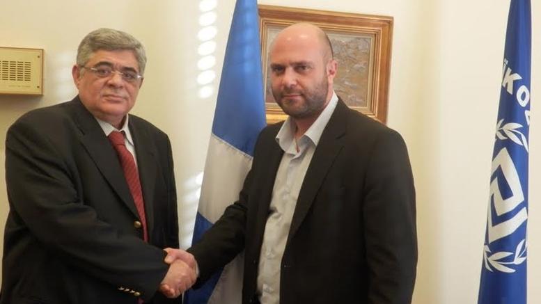 Ο σωματοφύλακας του Μιχαλολιάκου υποψήφιος πρόεδρος στην Κύπρο