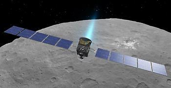 Η NASA ανέστειλε για δεύτερη φορά την αποστολή του Dawn στη Δήμητρα