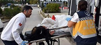 12 τραυματίες σε γάμο στην Τουρκία -«Σκοτώθηκαν» οι οικογένειες για τα δώρα