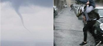 Ο Δαίδαλος ξεκίνησε: Υδροστρόβιλος, χαλάζι & καταιγίδες πλήττουν την Ελλάδα