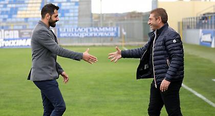 Πετράκης: «Ομάδα που κοσμεί το ελληνικό ποδόσφαιρο ο Αστέρας»