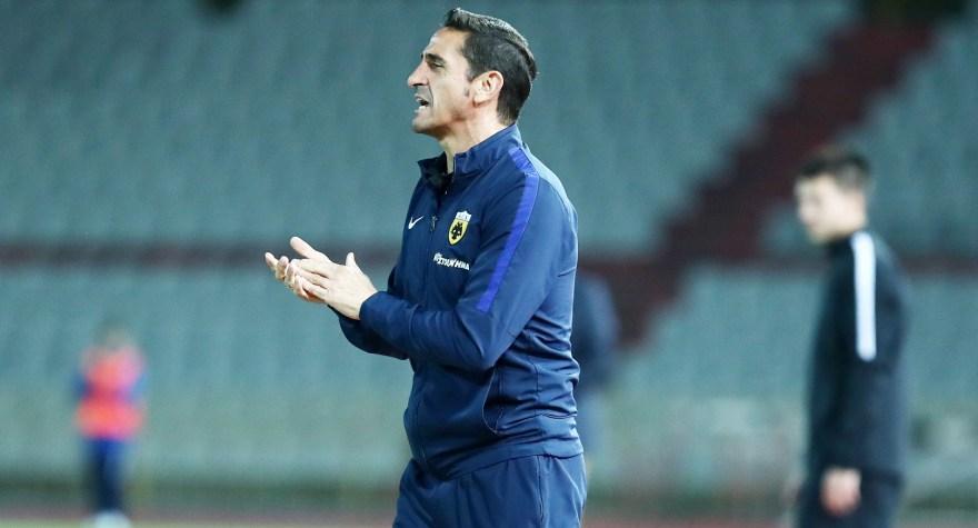 Χιμένεθ: «Στα προηγούμενα ματς μας έλειπε το γκολ»