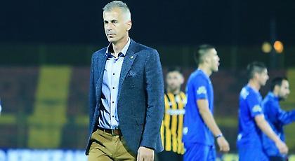 Τέλος ο προπονητής του Απόλλωνα Λάρισας μετά το 7-0 από την ΑΕΚ
