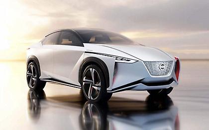 Η Nissan δείχνει το δρόμο για την ηλεκτροκίνηση