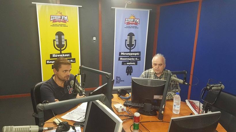 Οι «Ρεπόρτερ» του ΣΠΟΡ FM κάνουν «ταμείο» του ντέρμπι