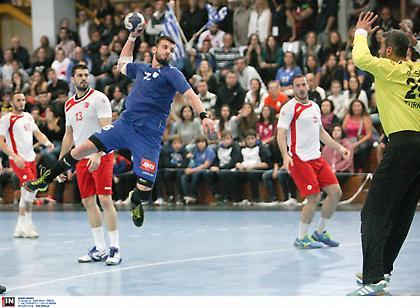 Ήττα της Εθνικής Ανδρών από την Τουρκία