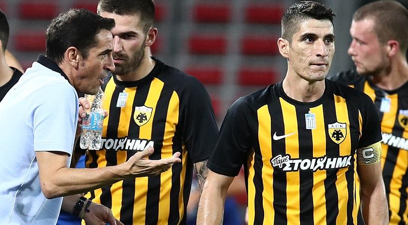 Η ΑΕΚ χάνει τον Πέτρο, αλλά έχει τον Μανόλο και ενωμένη πρέπει να τον στηρίξει