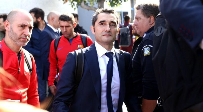 Βαλβέρδε: «Είμαι συγκινημένος που επιστρέφω! Δεν σταματάει η σχέση μου με την Ελλάδα»!