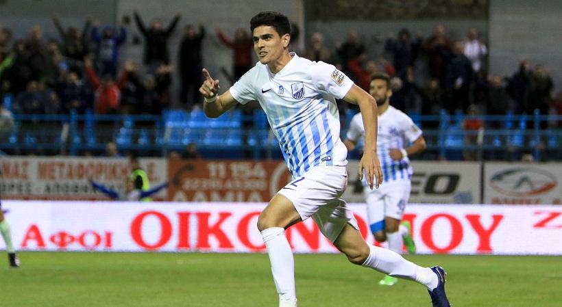 Βασιλαντωνόπουλος: «Θέλω να κερδίσω μια ευκαιρία στην ΑΕΚ»