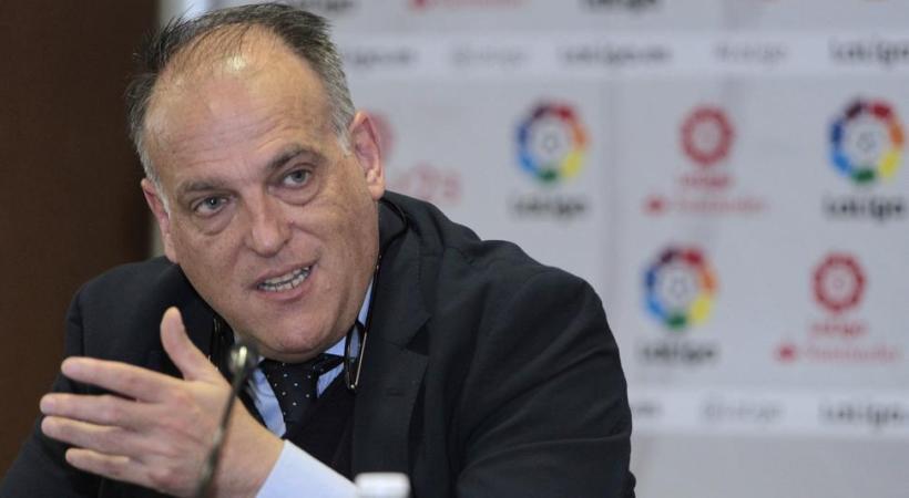 Βόμβες του προέδρου της La Liga για Παρί και Μάντσεστερ Σίτι!