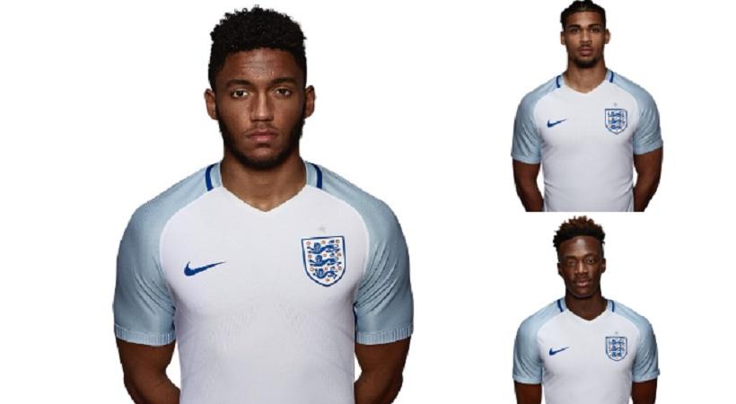 Τρία νέα πρόσωπα στην εθνική Αγγλίας