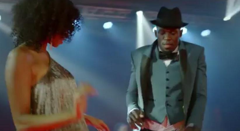 Χορευτής σε διαφημιστικό ο Μπολτ (video)
