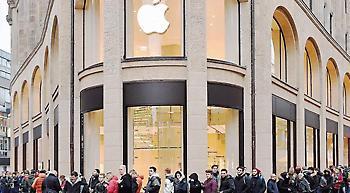Παγκόσμια καταναλωτική φρενίτιδα προκαλεί το iPhone X