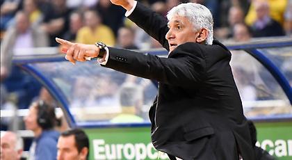 Γιαννάκης: «Διαφορετικό το ματς Κυπέλλου από αυτό του πρωταθλήματος»