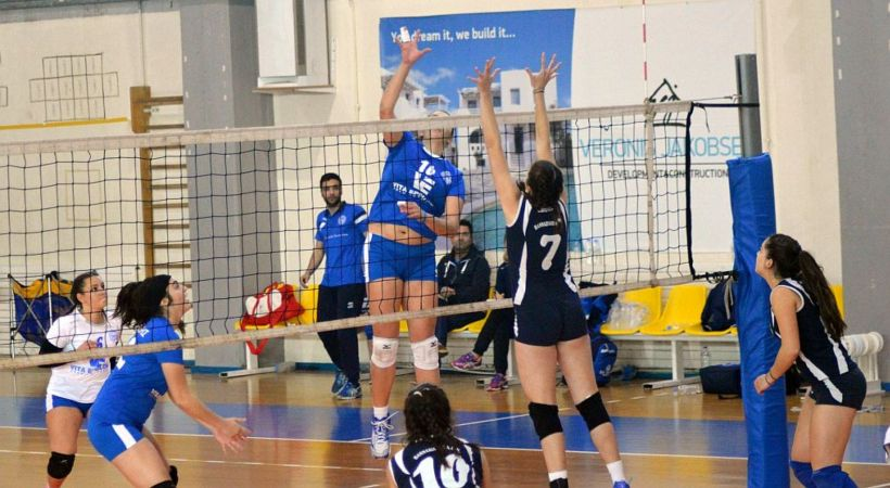 Το Σάββατο όλα τα ματς της Volley League γυναικών