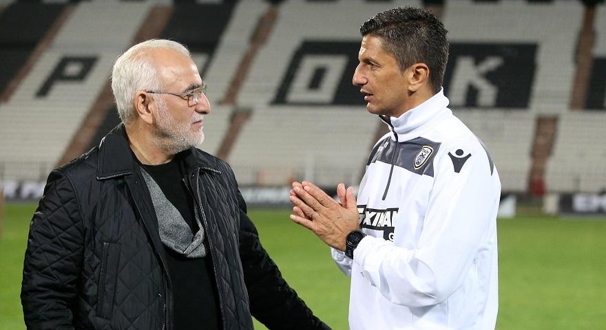 Ο Σαββίδης στήριξε Λουτσέσκου και έριξε βαρύ πρόστιμο στους παίκτες