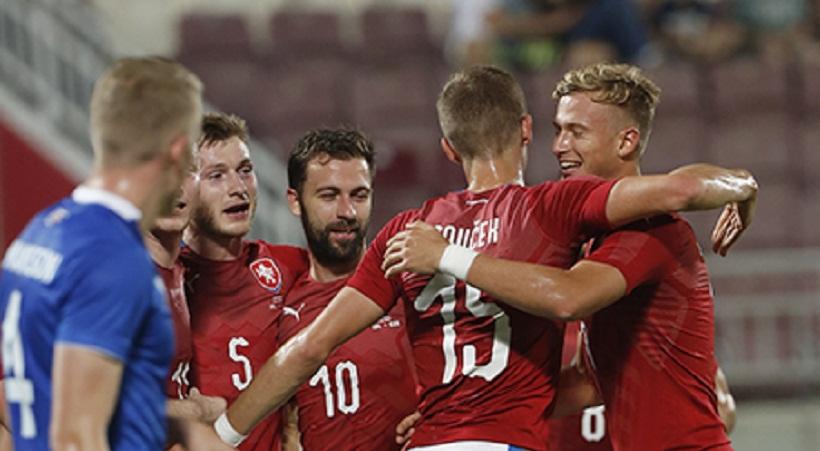 Φιλική ήττα για Ισλανδία από Τσεχία, έπαιξε ο Τρίστασον (video)