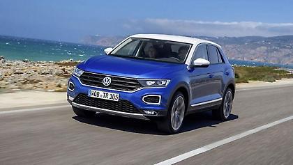 Η Volkswagen στην «ΑΥΤΟΚΙΝΗΣΗ 2017» με 6 πρεμιέρες