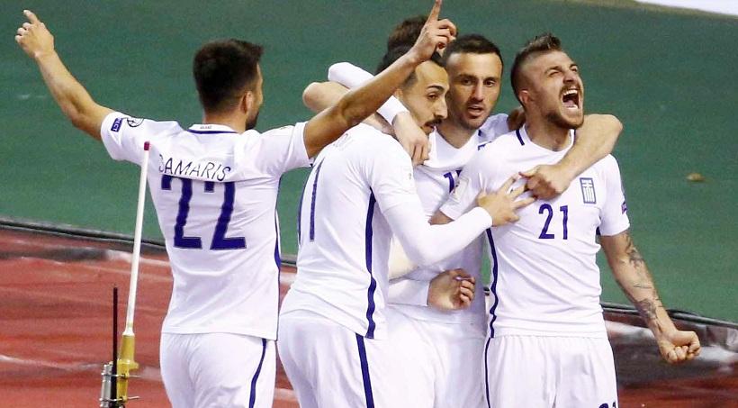 «Οδηγός» τα ματς με Βέλγιο και Βοσνία για την Εθνική
