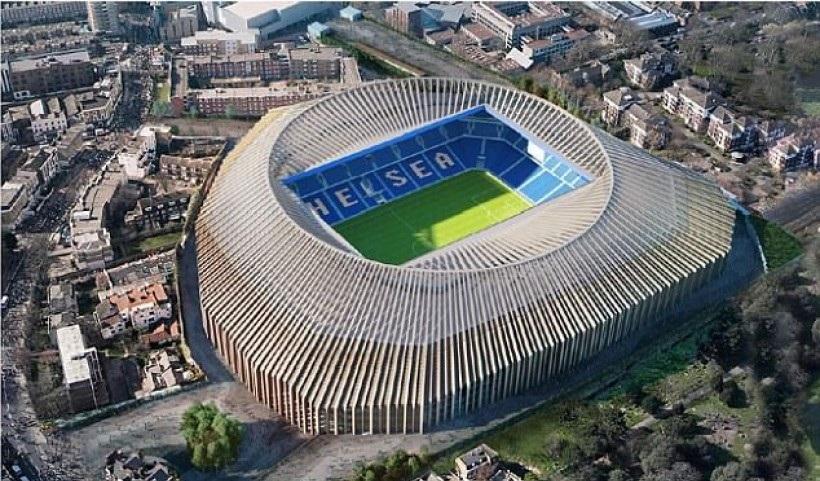 Με κινεζική επένδυση το νέο γήπεδο της Τσέλσι