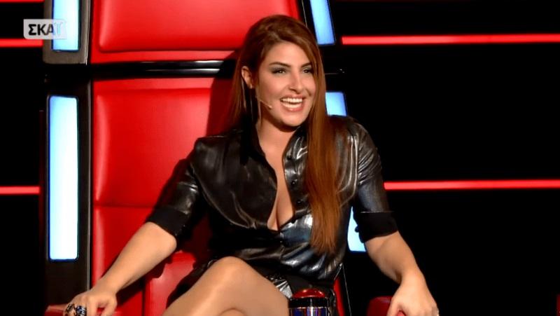 Σούπερ αποκαλυπτική η Έλενα Παπαρίζου στο Voice