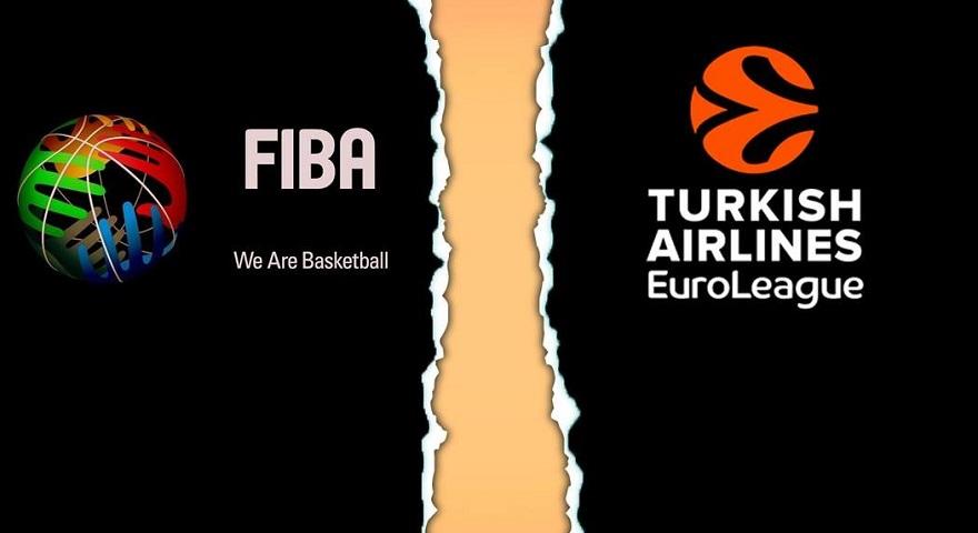 «Παρέμβαση από την Ευρωπαϊκή Ένωση για την κόντρα ανάμεσα στη FIBA και την Ευρωλίγκα»