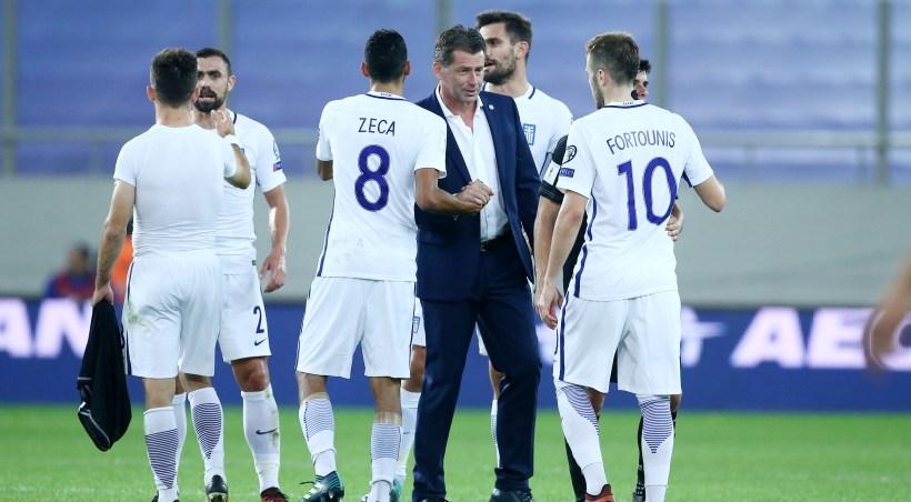 Αυτή είναι η ενδεκάδα της Εθνικής με Κροατία
