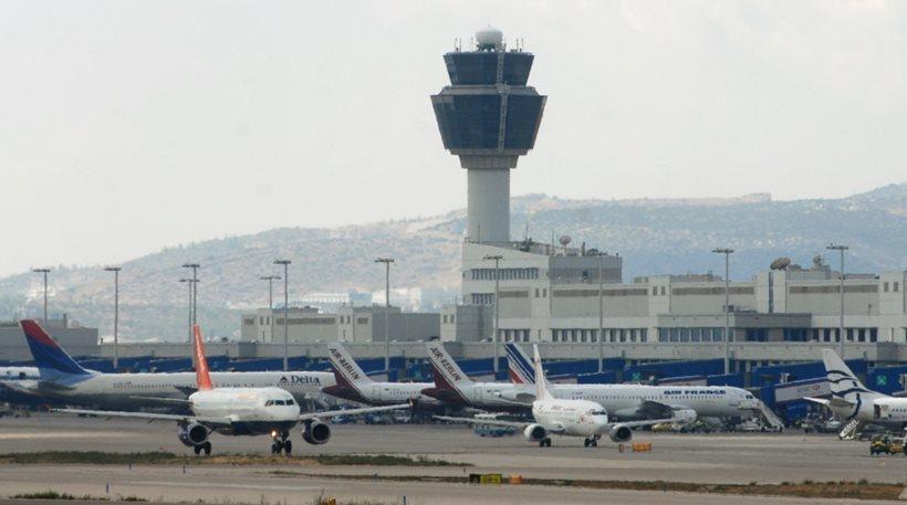 ΕΛΣΤΑΤ: Αύξηση 5,7% στις πτήσεις το 2016
