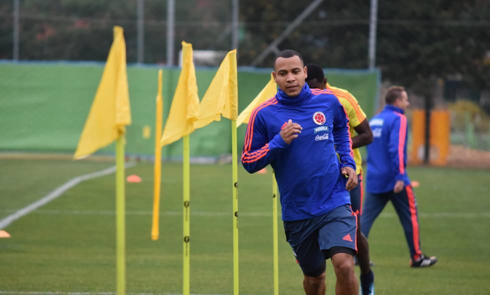 Επανεμφάνιση με την εθνική Κολομβίας για τον Πάρντο