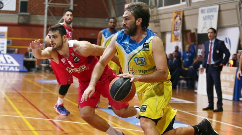 Γιαννακόπουλος: «Να ανταποδώσουμε την περσινή ήττα από τον Κολοσσό»