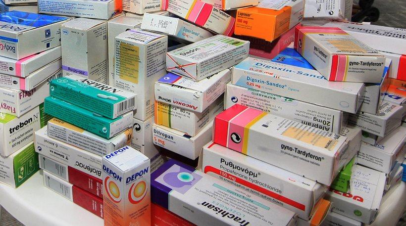 Στοιχεία σοκ από τον ΕΟΦ: Κάθε Έλληνας καταναλώνει 50 συσκευσίες φαρμάκων τον χρόνο!