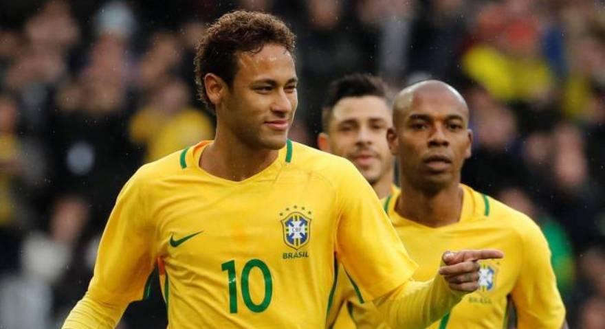 Σόου της Βραζιλίας κόντρα στην Ιαπωνία!
