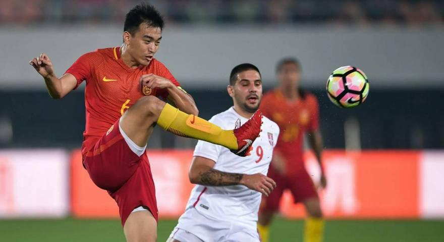 Φιλική νίκη της Σερβίας στην Κίνα