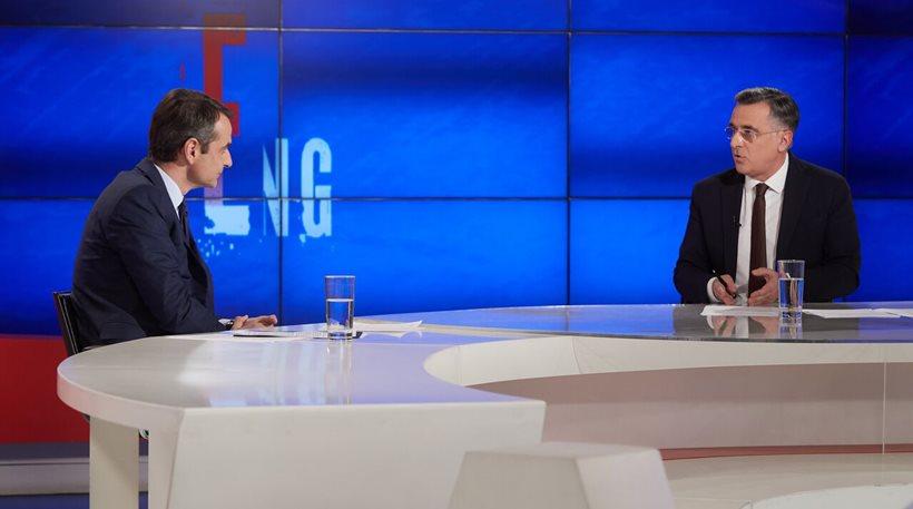 Μητσοτάκης: Ο Τσίπρας είναι συνένοχος των πράξεων και των παραλείψεων Καμμένου