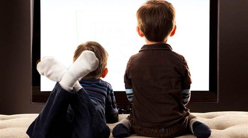 Να γιατί δεν επιτρέπεται η τηλεόραση στο δωμάτιο των παιδιών