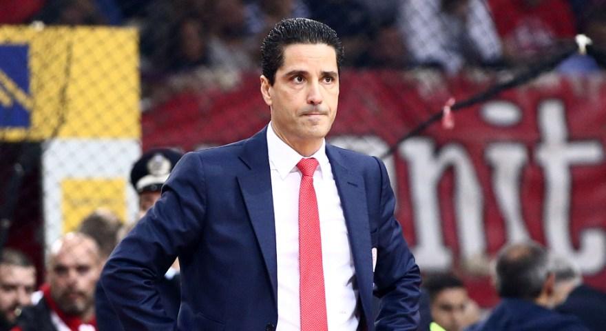 Σφαιρόπουλος: «Κάποιοι παίκτες πρέπει να ανέβουν»