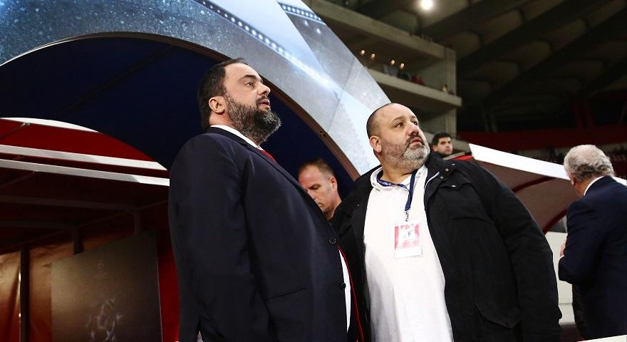 Απάντηση ΑΝΕΛ σε Καραπαπά: «Ευτυχώς για τον Ολυμπιακό που τελείωσε ο κ. Μαρινάκης...»