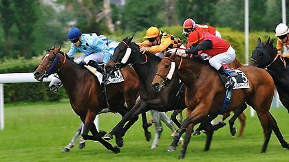 Mε 39 ιπποδρομίες το κουπόνι των αλλοδαπών ιπποδρομιών του Σαββάτου