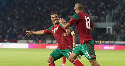 Τεζάρει την Ακτή Ελεφαντοστού το Μαρόκο (videos)